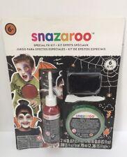Snazaroo Special FX Paint Kit BNIB Fancy Dress Party - Halloween- Birthday Party