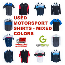 Used Work Shirts Motorsport Cintas, Redkap, Unifirst, G&K Mixed Colors