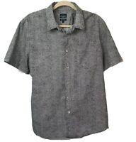 Sportscraft Regular Fit Short Sleeve Men's Shirt Size L