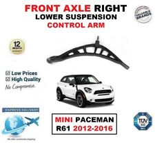 FRONT AXLE RIGHT LOWER WISHBONE TRACK CONTROL ARM for MINI PACEMAN R61 2012-2016