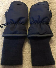 Boys Mittens OshKosh 3M Thinsulate Size 2t -4t EUC