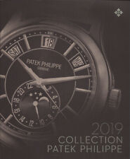PATEK PHILIPPE Luxury Watch PRODUCT CATALOG Softcover BOOK 2019 - 92 Pages
