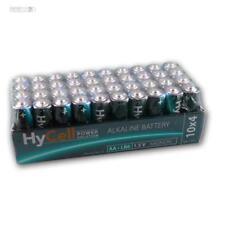 Mignon (AA) -batería,40er Caja,Ansmann Alcalino AA LR 6 red-line LR06 1 ,5v LR6