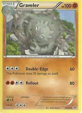POKEMON GENERATIONS CARD - GRAVELER 44/83