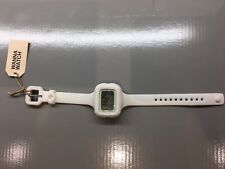 Women's White Converse Understatement Digital Chronograph Watch VR025-100 BNWT