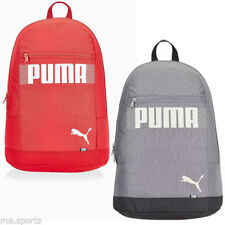 PUMA Polyester Backpack Bags for Men with Adjustable Straps