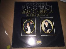 Franco Franchi Le Due Facce Vinile Album 33 Giri Ottime Condizioni. Rarissimo