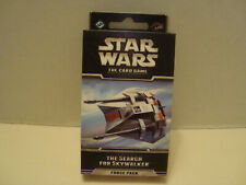 Star Wars The Card Game The Search For Skywalker Force Pack NIB 2013!