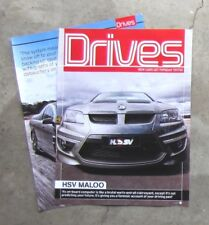 HOLDEN HSV MALOO 2010 COMMODORE UTE Sport Auto Magazine Review Road Test Article