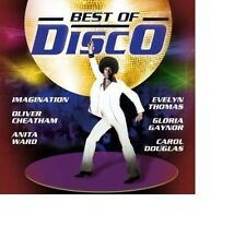 Best of discoteca/imagination, Carol DOUGLAS, Anita Ward Gloria Gaynor OVP