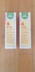 2×125 ml Bi Oil Mama gegen Dehnungsstreifen und trockene Haut