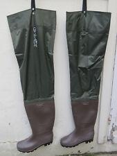 Pêche, chasse, nature, paire de cuissardes - 3 tailles