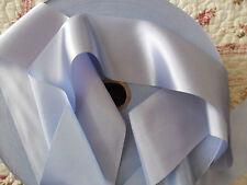 Vintage Silk? Rayon? RIBBON Paris, France, 1 Meter, Peach Blue White Mauve Black
