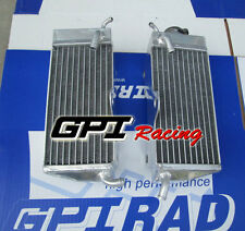 L&R ALUMINUM ALLOY RADIATOR HONDA CR250R CR 250 R 1985 1986 1987