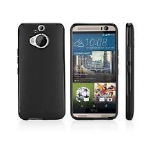 Black TPU Cover, HTC One M9 Plus Case, Durable, Slim Fit