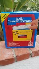 New listing Superscope Growing Up Smarter Radio Cassette Recorder