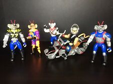 5 Vintage Biker Mice From Mars Figures 90s Classic Toys.