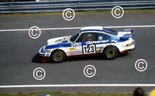 ALMERAS & ALMERAS & inviernos Equipe ALMERAS Porsche 930 Le Mans 1984 fotografía