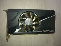 SAPPHIRE AMD Radeon HD7850 1GB GDDR5 PCI-Express Video Card VGA/DVI/HDMI