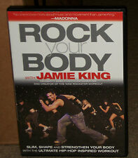 Rock Your Body DVD Wal-Mart Exclusive Jamie King