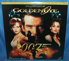 James Bond GoldenEye Laserdisc 1995 United Artists MGM/UA Video Laser Discs
