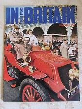 Vintage Magazine Coming Events In Britain November - 1965