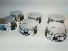 BMW M54B30 Natural Aspiration Forged Piston Kit 84.00 +0.25 +0.50