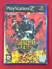 Firefighter F.D.18 - PLAYSTATION 2 - PS2 - NUEVO