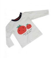 NEW Baby Toddler Girls Kids Marks & Spencer Long Sleeve Top T-Shirt RRP £12!