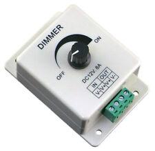 12V 8A PIR Sensor LED Streifen Lichtschalter Dimmer Helligkeit Controller