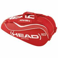 Head Red Combi Special Edition Tennis Racket Bag RRP £60