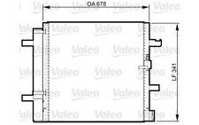 VALEO Condensador, aire acondicionado AUDI A4 A6 A7 A5 Q5 814370