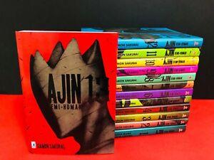 Manga Star Comics - AJIN DEMI-HUMAN completa da 1 a 13 + Omaggi