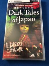 UMD Video PSP Dark Tales Of Japan