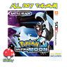 Pokemon Ultra Moon Unlocked All 807 Shiny Battle Ready Nintendo 3DS