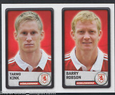 Panini football 2011 championnat autocollant-nº 206-middlesbrough-tarmo kink