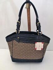 Tommy Hilfiger Handbag Purse Authentic Faster Times New NS Tote NWT