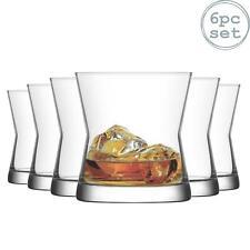 Derin Water / Whisky / Juice Tumbler Drinking Rocks Glasses - x6 - 300ml