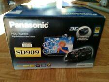Panasonic HDC -SD909, 3 D fähig, 3 MOS System