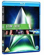 Star Trek V: The Final Frontier [Blu-ray] [1989] William Shatner New Sealed
