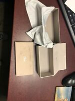NEW Dior Hard Box, Soft Pouch, Cleaning Cloth and Hard Box Complete Set