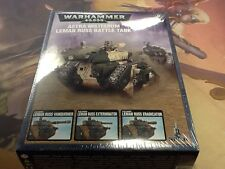 40K Warhammer Astra Militarum Leman Russ Battle Tank Vanquisher Exterminator NIB