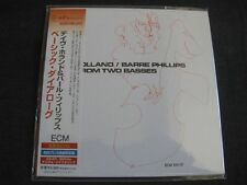 HOLLAND & PHILLIPS, Music from two basses, JAPAN CD Mini LP, UCCU-9017, Hardcore