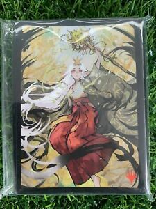 Sealed Pack of Channel 60 Sleeves Strixhaven Japanese MTG Magic the Gathering