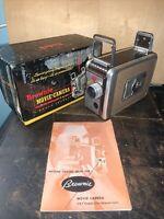 Vintage Antique Kodak Brownie 8mm Film Movie Camera Parts Units or Restore.#2