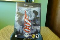 James Bond 007: Everything or Nothing (Nintendo GameCube 2004) Complete w/Manual