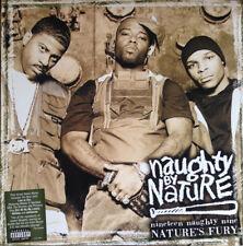 Naughty By Nature - Nineteen Naughty Nine Nature's Fury - New Vinyl Record LP