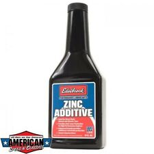 Zink Einlauföl Additiv Edelbrock Motoröl Zusatz Nockenwelleneinlauf Break In Öl