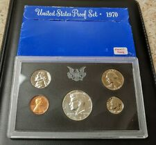1970 PROOF SET - SMALL DATE - IN ORIGINAL U.S. MINT PACKAGING