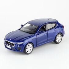 Maserati Levante GTS 1:36 Model Car Diecast Toy Kids Gift Pull Back Blue